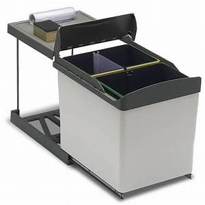 Mülleimer Mülltrennung 3 Fach : 3 fach abfallsammler online kaufen otto ~ Markanthonyermac.com Haus und Dekorationen