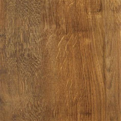 trafficmaster scraped santa clara oak laminate flooring 5 in x 7 in take home sle tm
