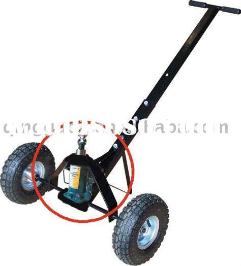 Boat Trailer Jack With Pneumatic Tire by Trailer Tongue Jack With Pneumatic Tire Trailer Tongue