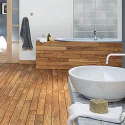 sol salle de bain sur plancher bois hotelfrance24