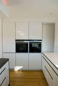 Küchen Weiß Hochglanz : grifflose k che in hochglanz wei ~ Markanthonyermac.com Haus und Dekorationen