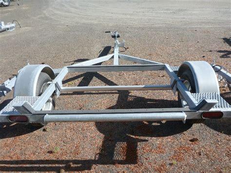 Drift Boat Plug Fishing by New Galvanized Drift Boat Trailers Koffler Boats