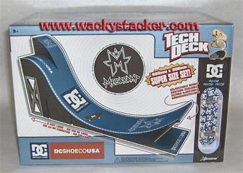 tech deck skateparks 96mm fingerboards handboards skateboards dudes zoods at wackystacker