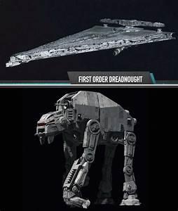 Star Wars 8: Snoke's Mega Star Destroyer revealed Can THIS ...