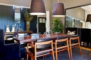 Moderne Esszimmer Lampen : 25 elegante esszimmer designs in verschiedenen stilen ~ Markanthonyermac.com Haus und Dekorationen