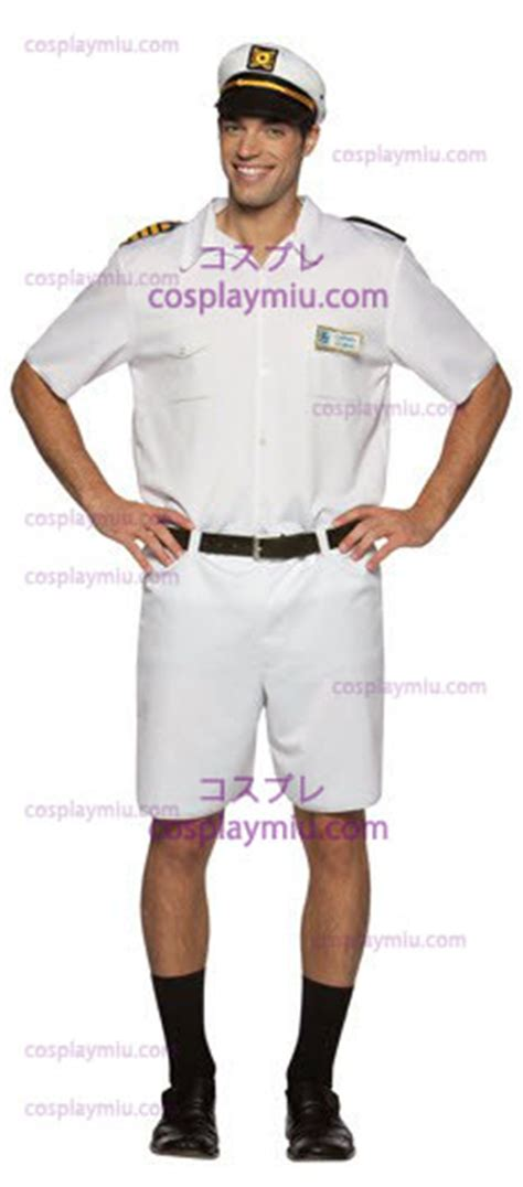 Isaac Bartender Love Boat Costume by Love Boat Isaac Bartender Adult Costume 54 97