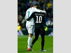 03 Photos La belle complicité entre Ronaldo et Neymar