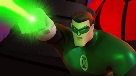 green lantern the animated series lost planet recap