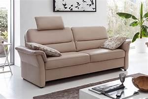 Pm Polstermöbel Oelsa : maison von pm oelsa ledergarnitur sorbet sofas couches online kaufen ~ Markanthonyermac.com Haus und Dekorationen