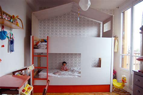 le lit cabane minireyve