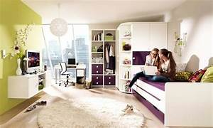 Jugendzimmer Wände Gestalten : jugendzimmer einrichten individualit t und raum zur entfaltung ~ Markanthonyermac.com Haus und Dekorationen