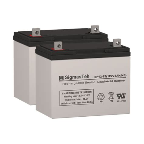 sigmastek hoveround teknique xhd battery replacement