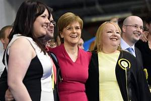 Election 2015: Seat by seat.. how the SNP wiped Labour out ...