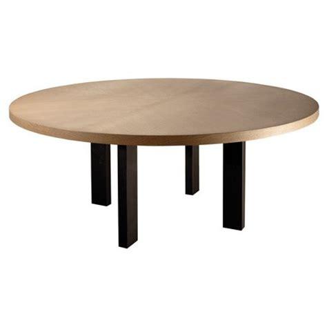 table salle a manger ronde design conceptions de maison blanzza