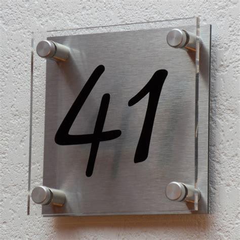plaque num 233 ro de maison votre num 233 ro de maison personnalis 233 creativ sign