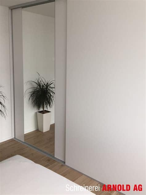 Schlafzimmerschrank Mit Spiegel  Schreinerei Arnold Ag