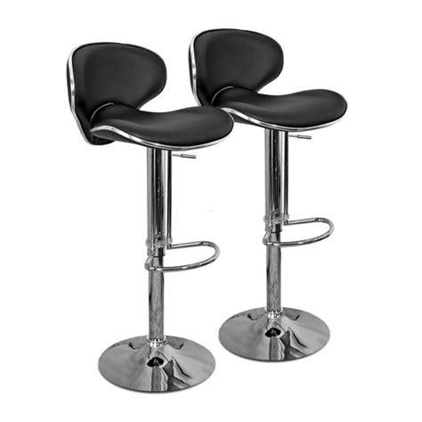 chaise de bar et design cobra set de 2 design bookmark 13810