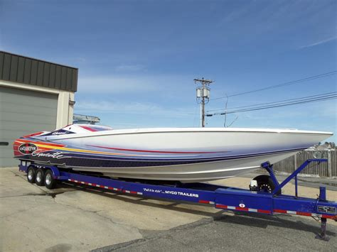 Cigarette Rough Rider Boats For Sale by 2004 Cigarette 46 Rough Rider Power Boat For Sale Www