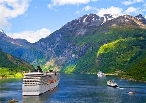 Fjord Cruise Norway by Norwegian Fjords Trip Esn Metropolia