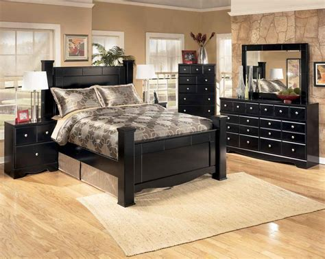 Ashley Shay Bedroom Set-home Furniture Design