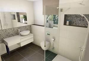 4 Qm Bad Gestalten : badezimmer beispiele 10qm ~ Markanthonyermac.com Haus und Dekorationen