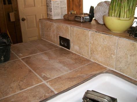 Ceramic Tile Countertops  Tile Design Ideas
