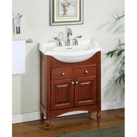 shallow depth bathroom vanity 26 quot narrow depth