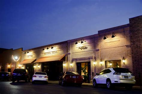 photo gallery the patio on guerra in downtown mcallen 956 661 9100 restaurant patio
