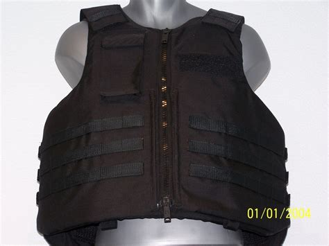gilet pare balles alternative securite