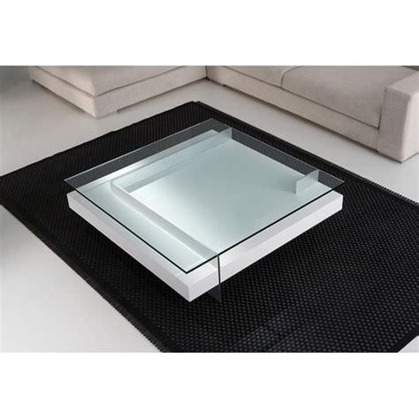table basse ketel 100 100 32 noyer kendo