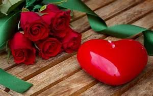 Kerze Mit Herz : kerze in der form einer liebe herz hd hintergrundbilder ~ Markanthonyermac.com Haus und Dekorationen