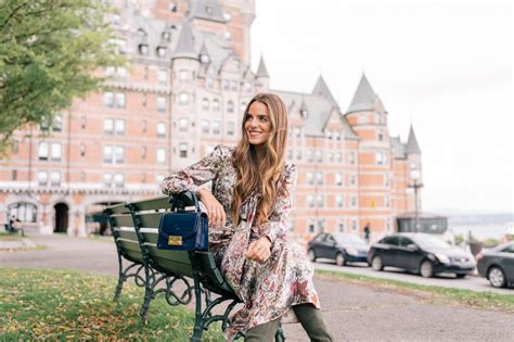 Fall Florals In Quebec City