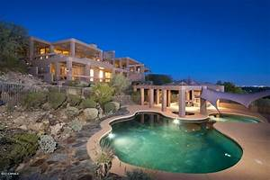 Amazing Desert House In Paradise Valley, Arizona ...