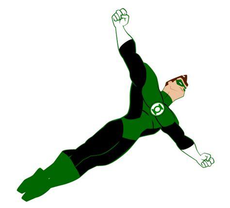 green lantern flying by animalqwacker on deviantart