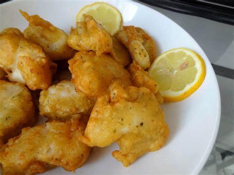 beignets de poisson la tendresse en cuisine