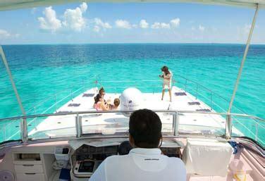 Private Catamaran Isla Mujeres by Mexico S Yucatan Peninsula Luxury Vacation Experience
