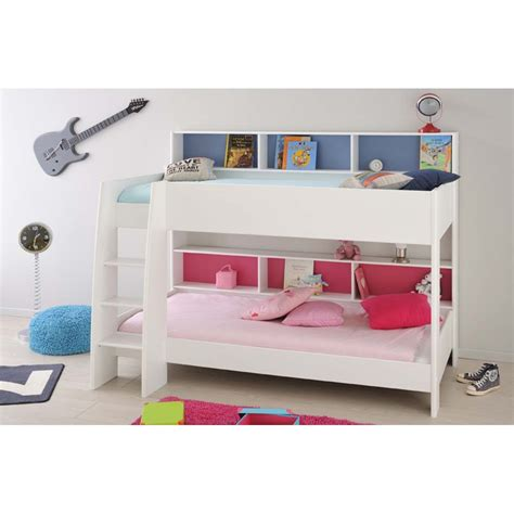 parisot tam tam bunk bed white jellybean ireland
