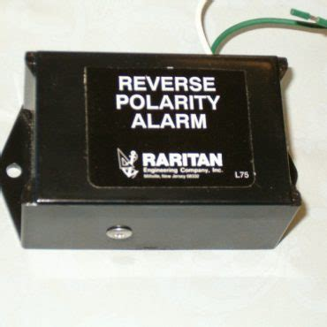 Reverse Polarity On A Boat by Reverse Polarity Alarm Stayside Systems Boat Products