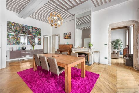 une salle 224 manger contemporaine 224 lyon contemporary dining room lyon by alexandre