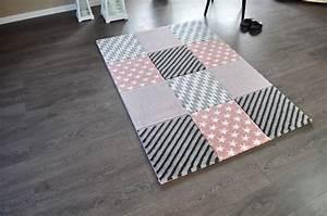 Rosa Grau Teppich : hochwertiger design teppich relief tf 19 rosa grau real ~ Markanthonyermac.com Haus und Dekorationen