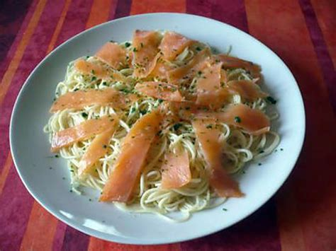 recette de pates au saumon fum 233 par vece helena