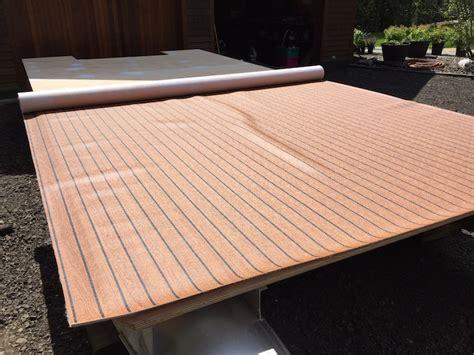 100 marideck by deckrite vinyl marine floor coverings wood boat flooring vinyl u0026