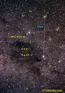 Crux Coalsack Nebula - Pics about space