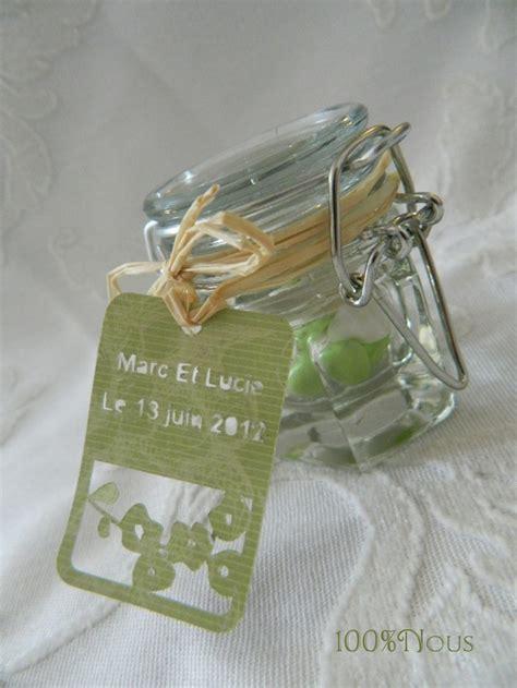 pot de confiture contenant drag 233 es drag 233 e mariage jam jar containing dragees wedding