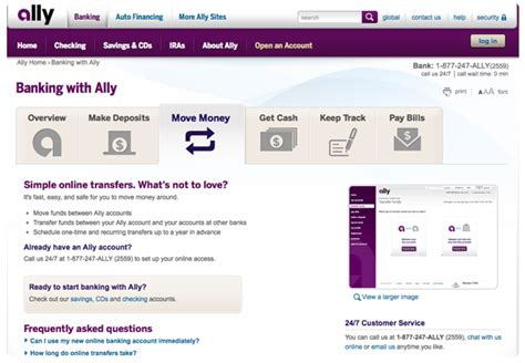 What's New Updated Banking Features  Ally Bank