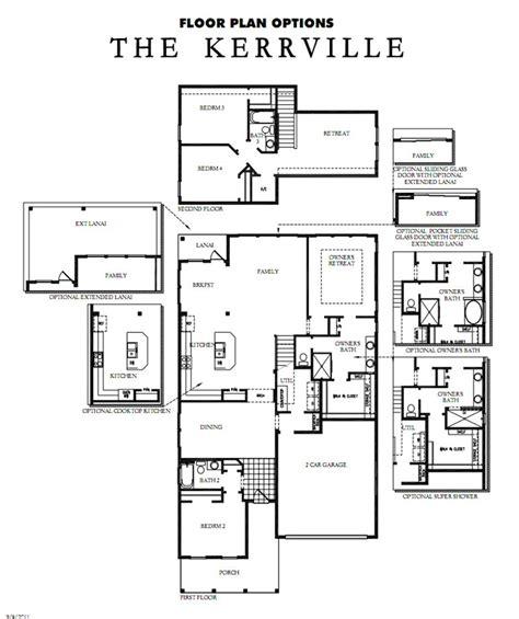 rivertown model david weekley homes the kerrville the