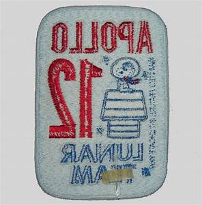 Apollo 12 Lunar Team (Snoopy) | Space Patch Database