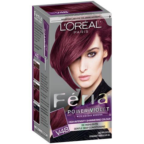 l oreal feria 174 power hair color