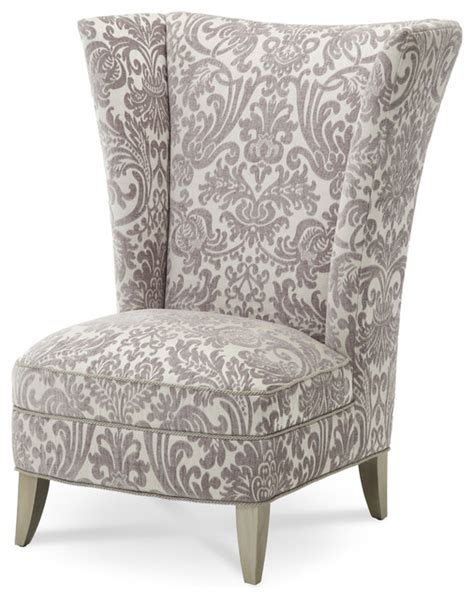houzz living room chairs overture high back chair transitional living room