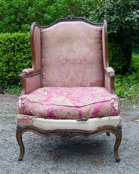 fauteuil bergere